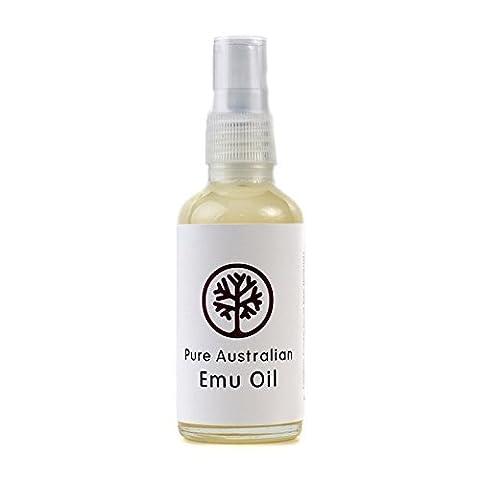 50ml Bottle of Pure Free Range Australian Emu Oil by