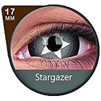 Kontaktlinsen Festive ohne Stärke Phantasee Modell Fancy 17mm Stargazer