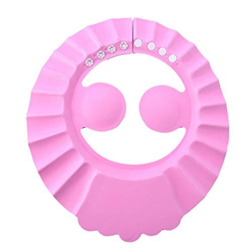 Aiming Einstellbare Baby-Kind-Kleinkind-Haarwäsche Hat Shampoo-Bad-Bade Dusche-Schild-Schutz Baby-Schirm Gehörschutz Cap
