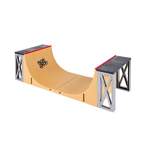 Tech Deck Half Pipe Fahrzeuge, Mehrfarbig (Bizak, S.A. 61929885)