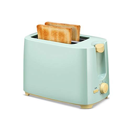 ZHongWei - Toaster Toaster, Brotmaschine 2-teilig Home Breakfast Automatischer Toaster 7 Dateimodus, Blau Frühstücksmaschine (Color : Blue)