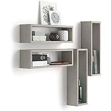 Mensole A Muro Ikea.Amazon It Mensole Ikea
