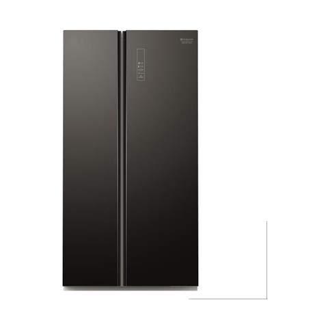 Hotpoint - SXB HAE 925 Frigorifero Side by Side No Frost Capacità Netta Totale 510 L A+ Colore Nero