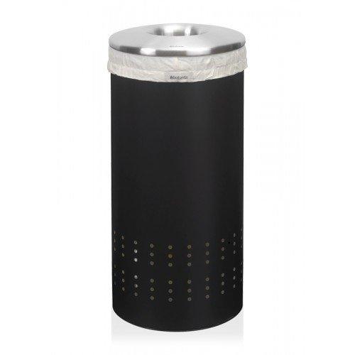 Brabantia 419287 Wäschebox 30 L / Deckel Matt Steel Brabantia 30 L Matt