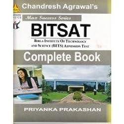BITSAT Complete Book
