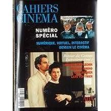 CAHIERS DU CINEMA N° 503 du 01-06-1996 SPECIAL - NUMERIQUE - VIRTUEL - INTERACTIF - DEMAIN LE CINEMA - RETOUR DE CANNES - ARNAUD DESPLECHIN - MICHAEL CIMINO - ERIC ROHMER - LARS VON TIER - MICHEL VUILLEMOZ ET MATHIEU AMALRIC - DESPLECHIN - J.CLAUDE LOTHER - JOHN CARPENTER