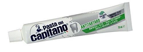 Pasta del Capitano Gegen Zahnstein Zahnpasta, 75 ml