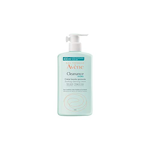Avene Cleanance Hydra Crema Viso Detergente Lenitiva - 400 ml