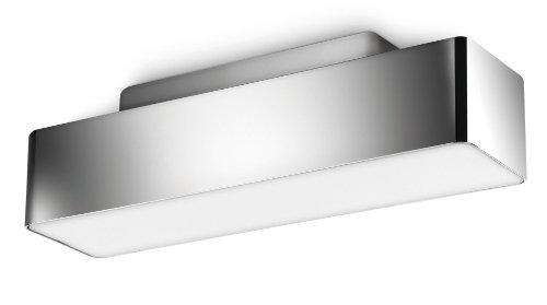 Philips Plafón 304231116 Iluminacion 2G7, 11 W, Gris