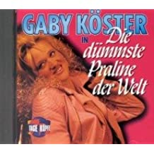 Die dümmste Praline der Welt, 1 CD-Audio