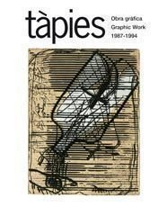 Tapies: Obra grafica 1987-1994 / Graphic Work 1987-1994 (Spanish Edition) by Nuria Homs (2009-09-30)