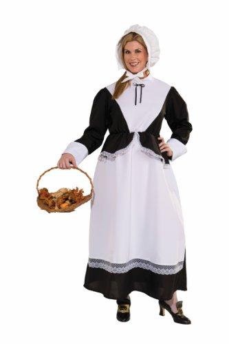 Forum Novelties, Inc Plus Size Pilgrim Woman Fancy Dress Costume Plus