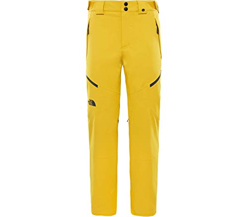 THE NORTH FACE M Chakal Pant Leopard Yellow REGL - The Jacke Snow Face Herren North