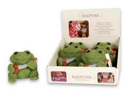 Bagpuss - Gabriel Musical soft plush frog toad doll toy
