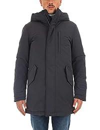 Woolrich Herren WOCPS2705ST021584 Grau Polyester Jacke