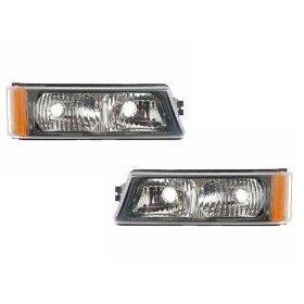 Chevy CK Truck/Silverado Park Signal Lichter OE Stil Ersatz Treiber/Passe...