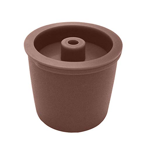 TianranRT Kaffee Filter wiederverwendbar Kapsel fit für Illy Kaffee Kapsel Dripper (Kaffee)