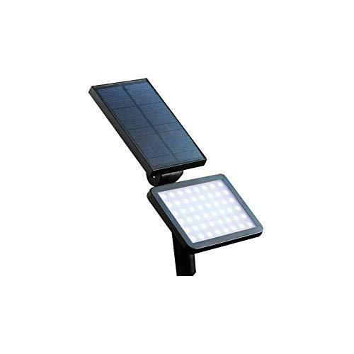 Projecteur Solaire Mur Sol - 48 LED - Hyper puissant : 960 lumens - IP65