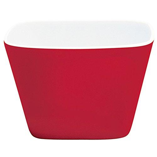 Kahla - Porcelaine pour les Sens 206010A60008C Abra Cadabra Petit Bol Rouge 9 x 6 cm