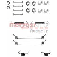 Metzger 105-0651 Juego de accesorios, zapatas de freno