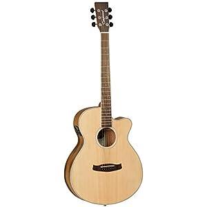 Tanglewood DCEN-Chitarra acustica, colore: naturale