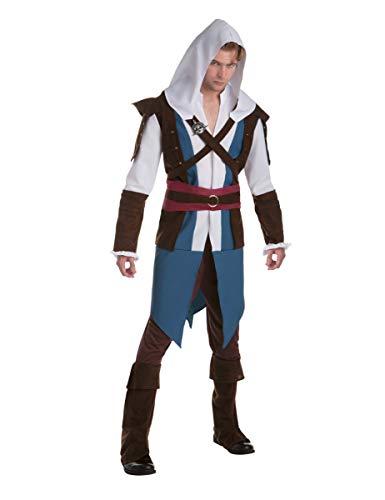 Generique - Edward Assassins Creed Kostüm für