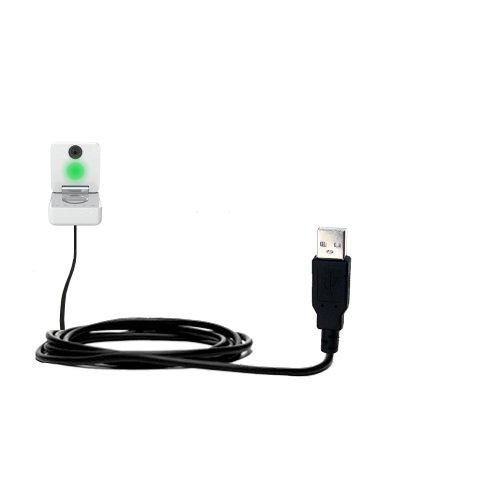 Das Hot-Sync Straight USB-Datenkabel für Withings Smart Baby Monitor mit Lade-Funktion mit TipExchange kompatiblen Kabel (Hot-sync 1)