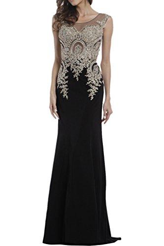 Victory Bridal - Robe - Femme Noir