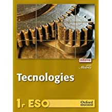 Tecnologies 1er ESO Adarve Motriz (Comunitat Valenciana) - 9788467359749