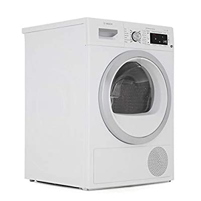 Bosch WTWH7561GB Freestanding A++ Rated Condenser Tumble Dryer in White