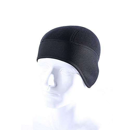 Hat Earflap Cap (E-CHENG Warm Hat with Ear Protector, Unisex Casual Breathable Thicken Hat Winter Cap W/Earflaps for Outdoor Sports Activities Skating Skiing Motorcycle Cycling Hiking)