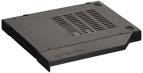 Slimline-notebook-festplatte (Icy Dock ToughArmor MB411SPO-1B - 2,5 Zoll SATA SSD Hot Swap Wechselrahmen für Slim-ODD Schacht)