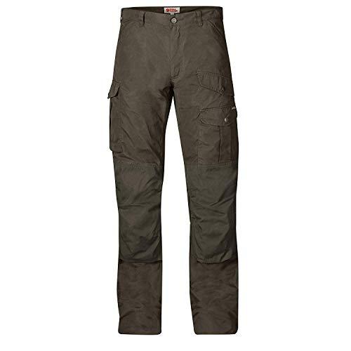 Fjällräven Herren Barents Pro Trousers, grün (Dk.Olive-Dk.Olive),54 EU