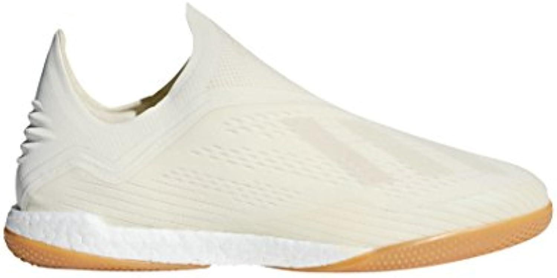 Zapatilla de fútbol Sala Adidas X Tango 18+ IN Solar Yellow-Core Black-White