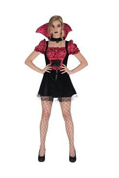 u Dracula Damen Kostüm (Dracula Kostüme Frau)