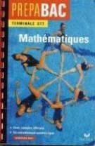 Mathématiques terminale STT