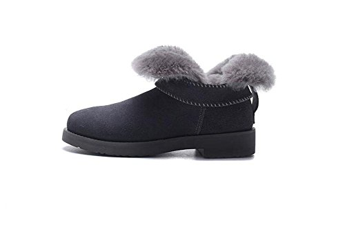 KUKI Stivali da donna, scarpe da da scarpe donna, stivali da neve, scarpe di ... 89f26a