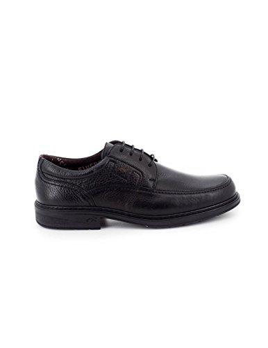 Fluchos- retail ES Spain Clipper, chaussures Derby homme Noir