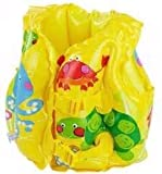 #4: NT Pool Kids Swim Vest Life Jacket for Swimming Unsinkable Suit, for Age Group of 3 to 6 Years