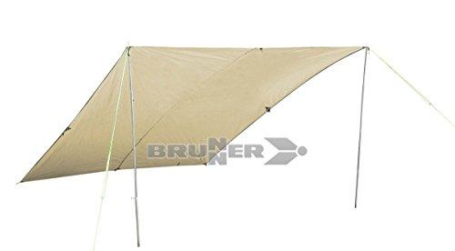 BRUNNER 0113057N Vela Parasone Sunny UV Tarp 3 x 4 m