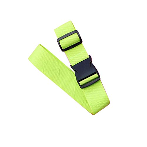 Lindahaot Koffergurt Verpackung Gürtel Adjustable Koffer Travel Safe Buckle Tie Mode Gepäck Zubehör Check-krawatte Tie