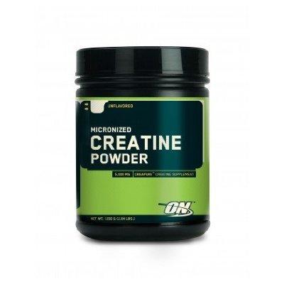 Optimum Nutrition - Créatine micronisée - 600g - Non aromatisé