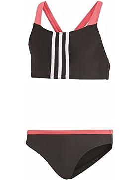 adidas Mädchen 3-Streifen Bikini
