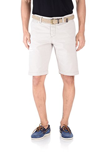 JACK & JONES Herren Shorts Grigio