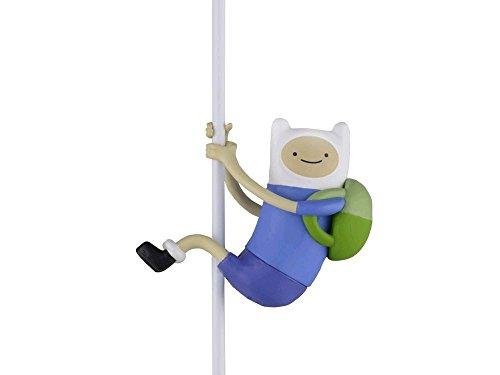 Adventure time - Finn figura scalers hora de aventuras, 3.5 cm (Neca NEC0NC14756)