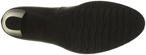 Gabor Shoes Fashion, Scarpe con Tacco Donna Nero (Schwarz Ra.Rot)
