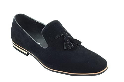 Xposed , Mocassins (loafers) homme Noir - Nero (nero)