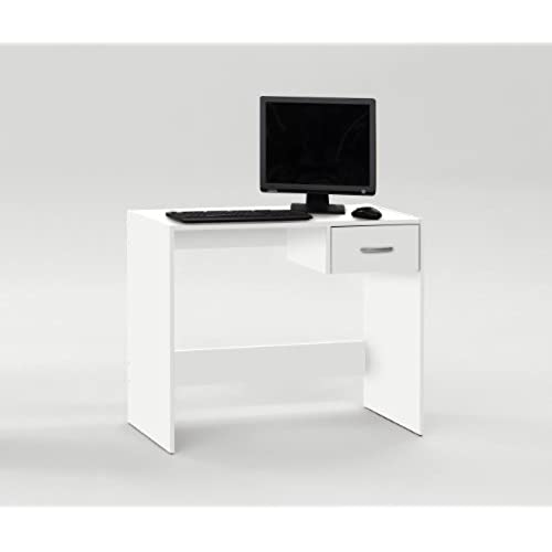 small office furniture office. PAUL White Finish Office Computer Desk / Workstation Study Table Small Furniture