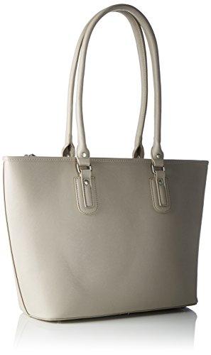 Sansibar - Sansibar Chic, Borsa A Tracolla da donna Grau (Grau (Cement))