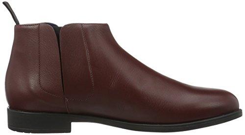 Pollini Damen Shoes Chelsea Boots Rot (Bordeaux 554)